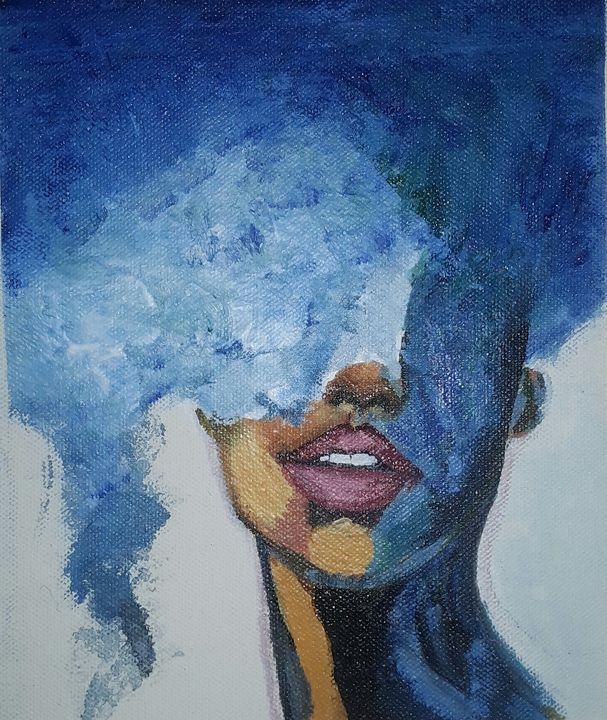 Blue mind - Kaamchalau_artist