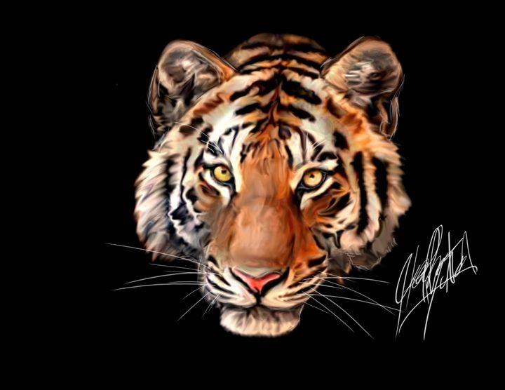 Tiger - HMCNEILART