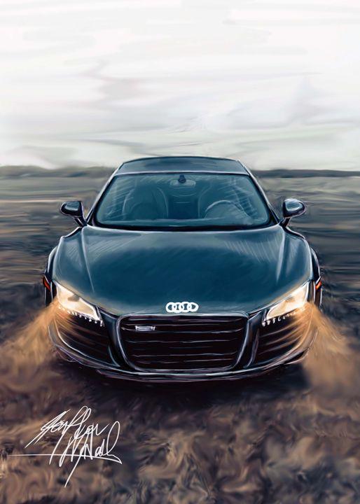 Audi - HMCNEILART