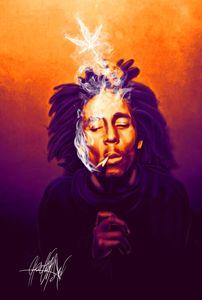 Bob Marley - HMCNEILART