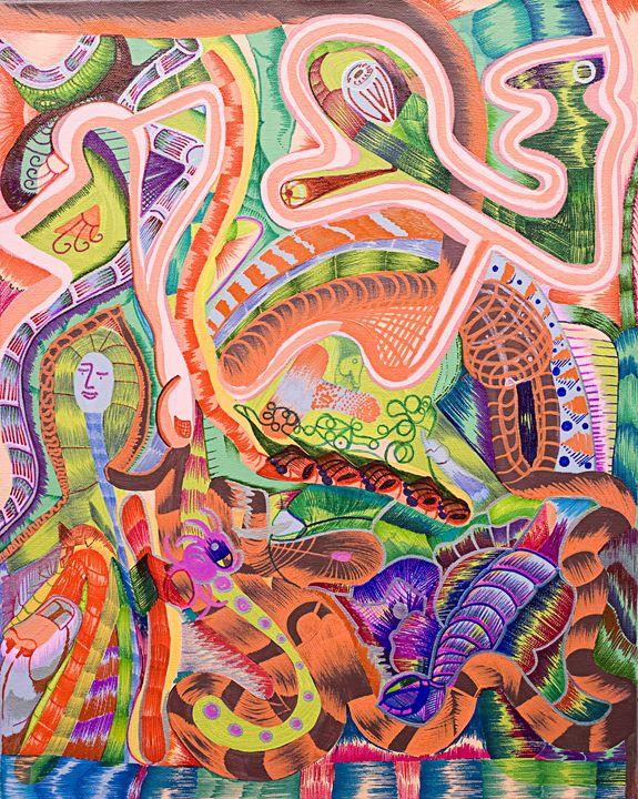 Intestinal Eutopian Dream - Juan Pablo Sanchez