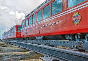 Pike's Peak Railway - Brian Kerls Photography