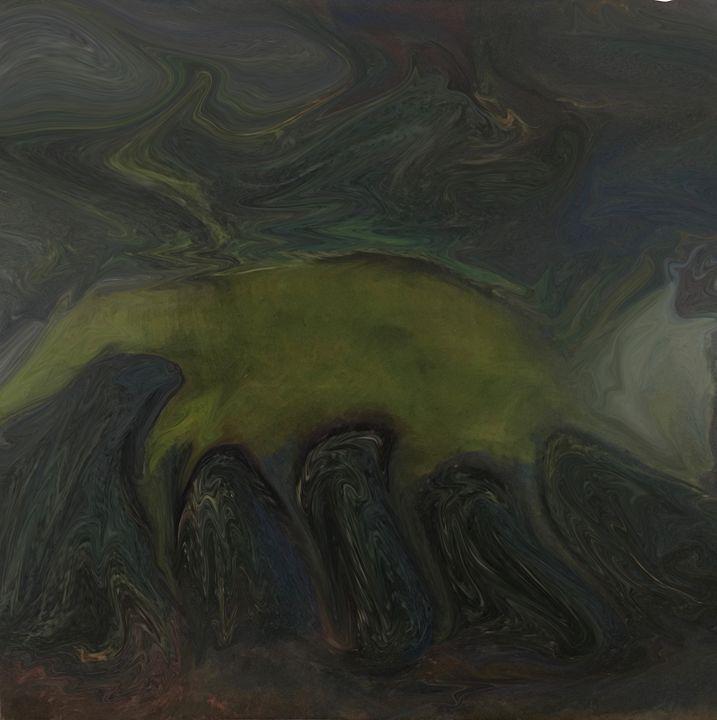 Dusk Fox Warped - Art by GW