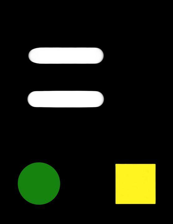 Flag - Xavier Green Black