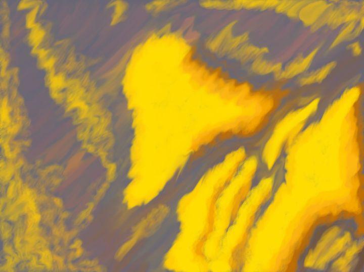 Golden Sunset - Hannah Shields