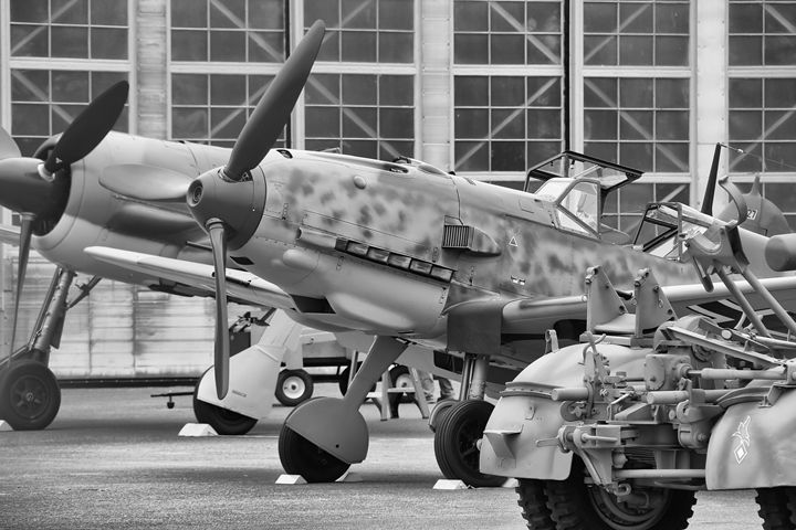 German War Machine - Fight to Fly Photography