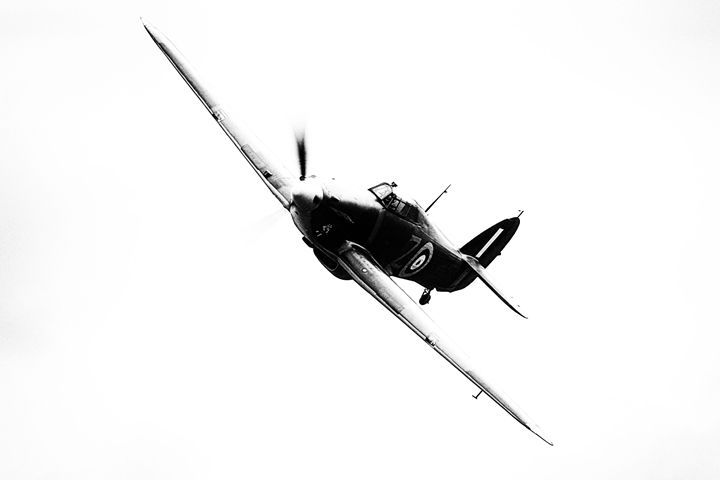 Hurricane in a Hurry - Fight to Fly Photography
