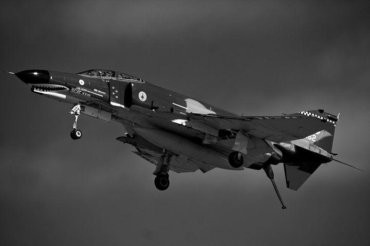 Phantom Phorever - Fight to Fly Photography