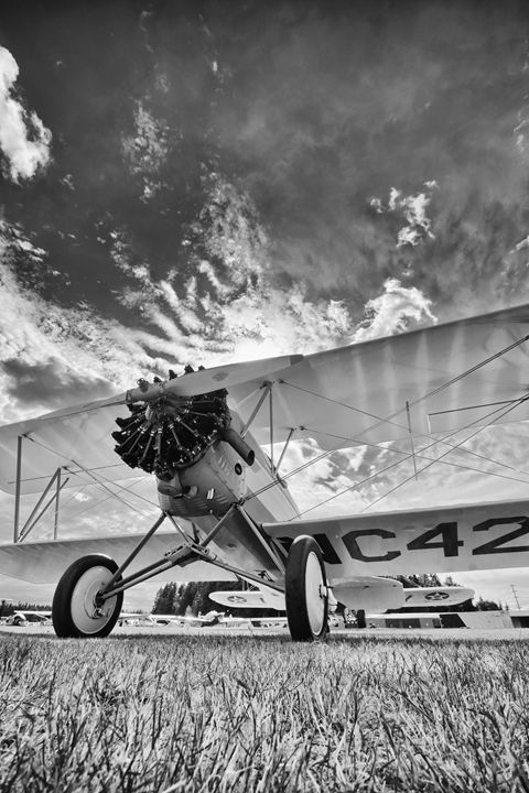 Vintage Luxury - Fight to Fly Photography