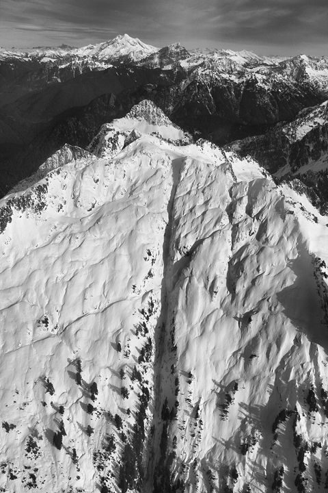 Sheep Mountain - Glacier Peak - Fight to Fly Photography