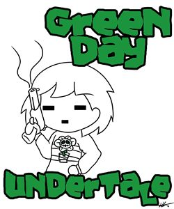 Green Day, Undertale