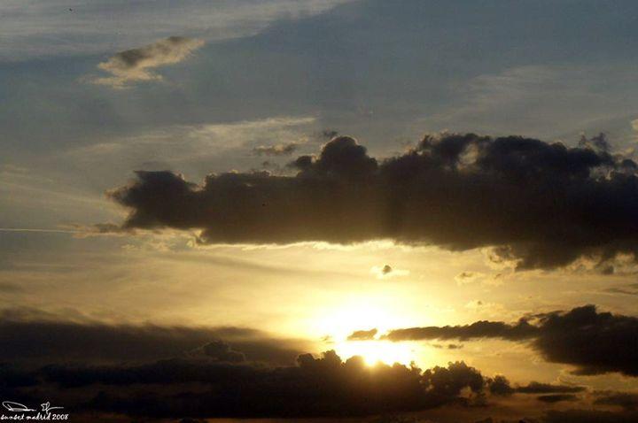 sunset madrid - dede arts
