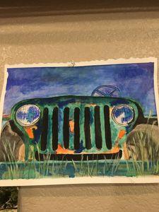 American Classic Jeep