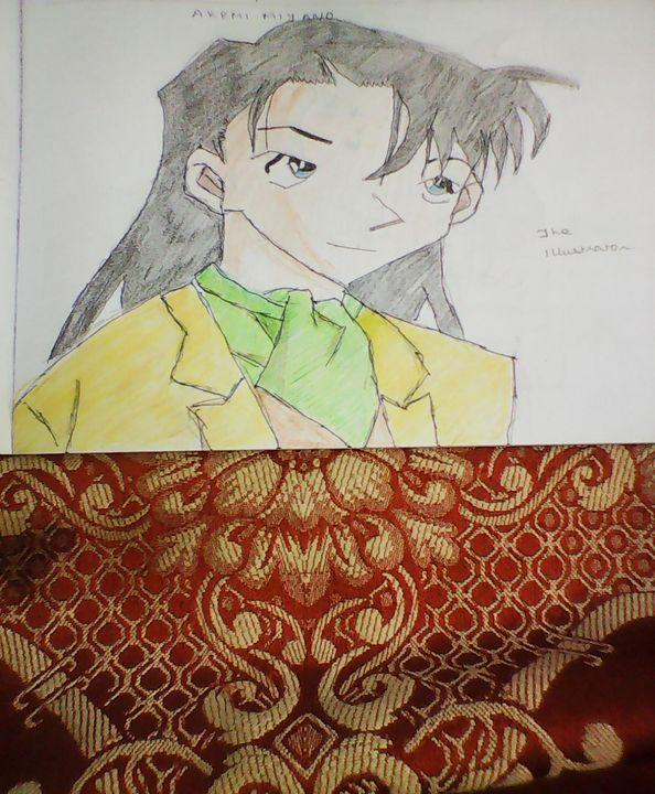 Akemi Miyano - Roshani Patil