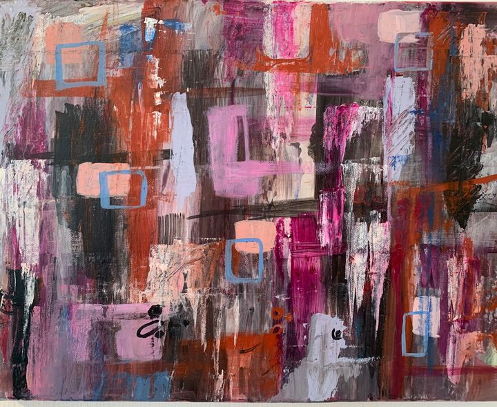 Abstract painting - Tak_art