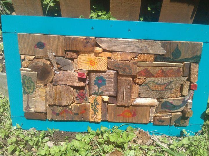 Chunks of Wood - Johnny Ramirez
