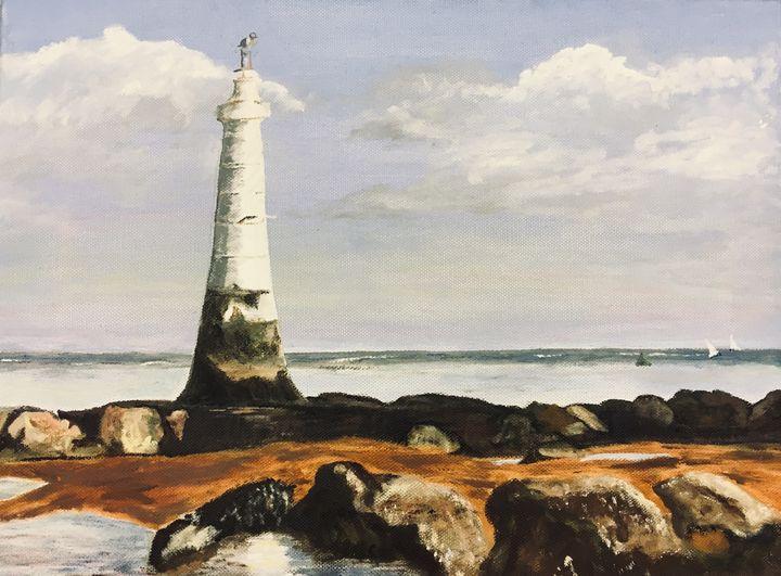 The Lighthouse - Katy Bennie