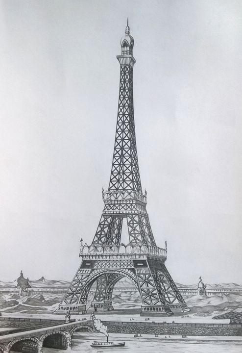Eiffel Tower - Vasil