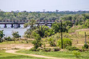 Texas View & Vineyards