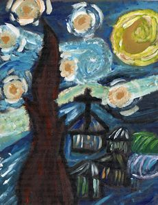 Perception of a Starry Night