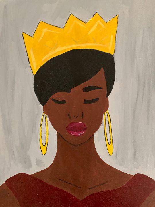 Queen of the heavens - Isaiah Tompkins