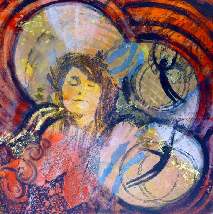 Remembering the circus - Doris Charest Studio
