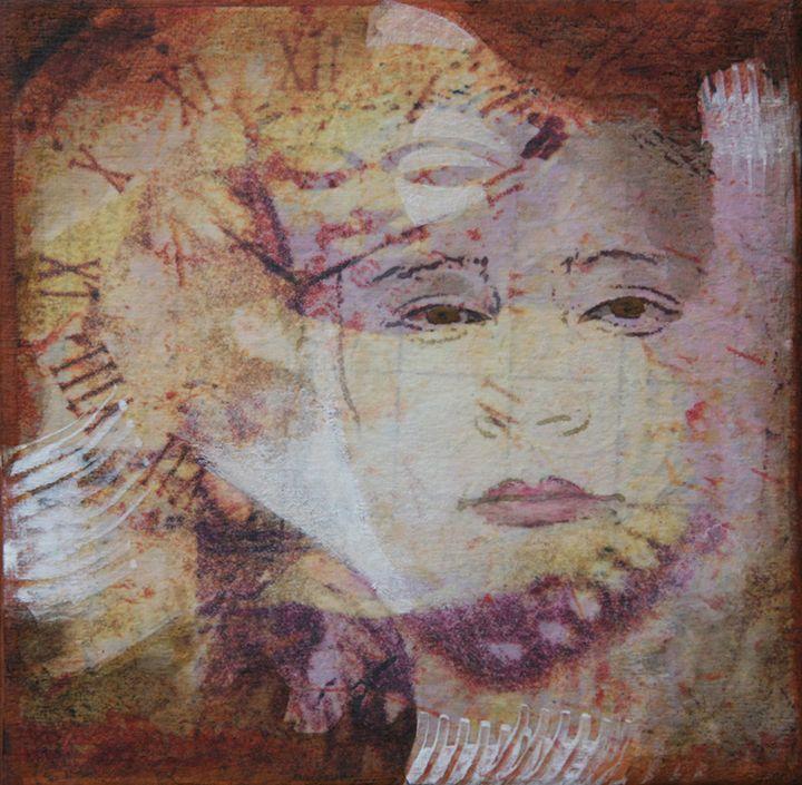 Thoughts VII - Doris Charest Studio