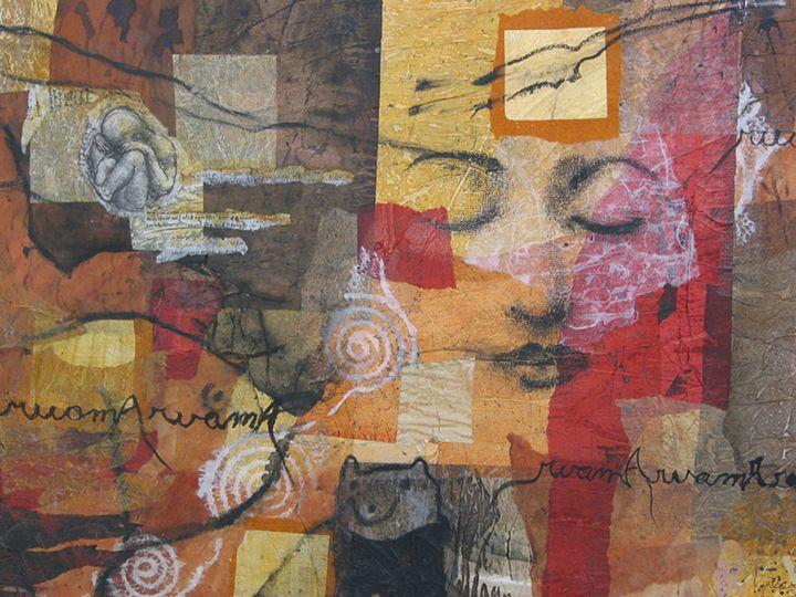 Thoughts - Doris Charest Studio