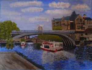 Lendal Bridge, York - CreativMichelle