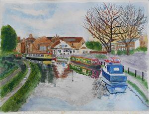 The Wharf, Near Shardlow, Nottingham