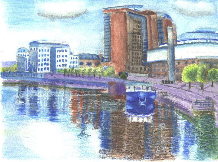 Belfast Waterfront - CreativMichelle