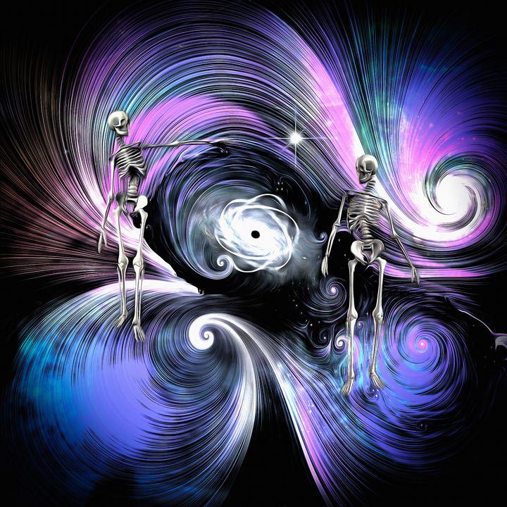 Black Hole Death - rolffimages