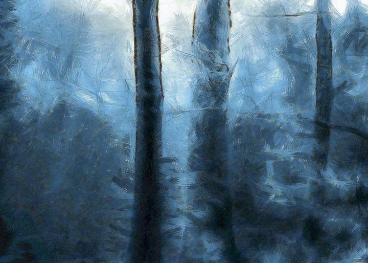 Blue forest - rolffimages