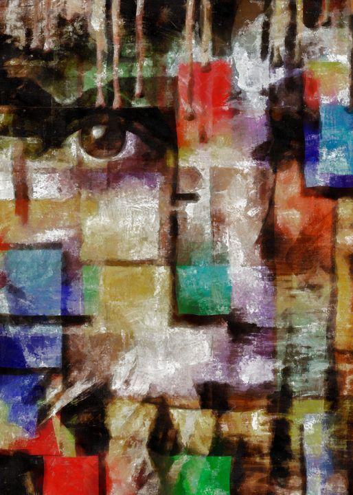 Mystic face - rolffimages