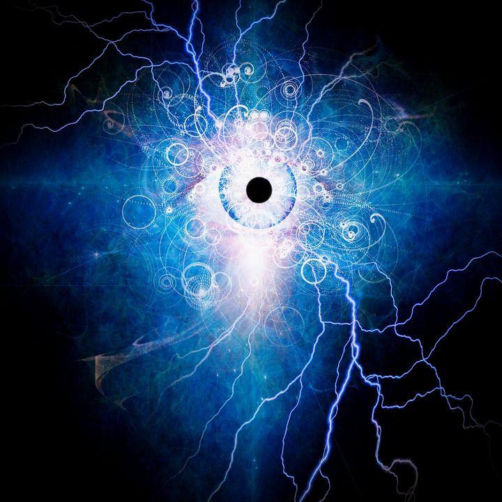 Lightnings eye - rolffimages