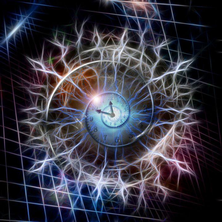 Spiral of time - rolffimages