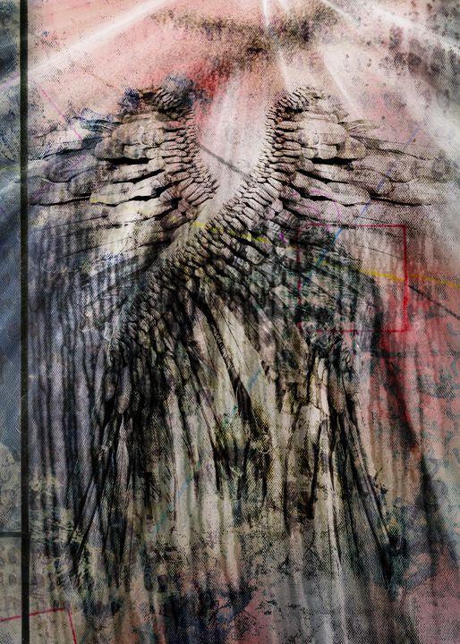 Fallen Angel Wings - rolffimages