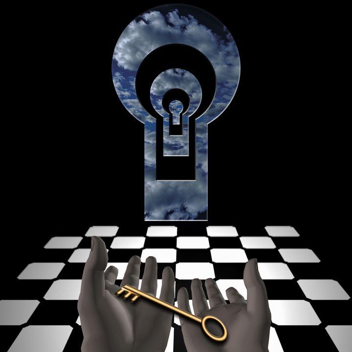 Unlock Knowledge - rolffimages