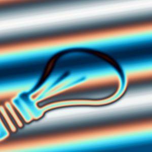 Lightbulb background