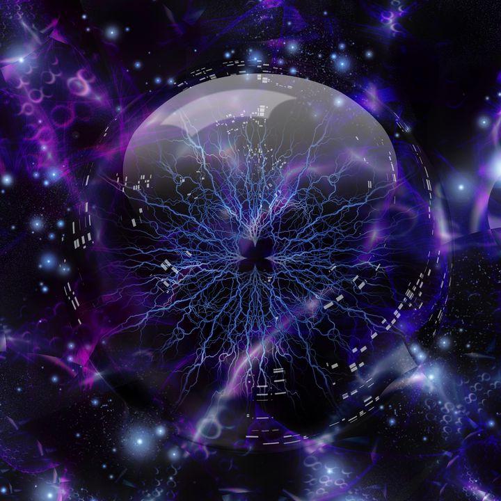 Plasma Ball - rolffimages