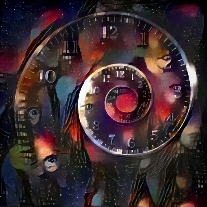 The Myth of Time - rolffimages