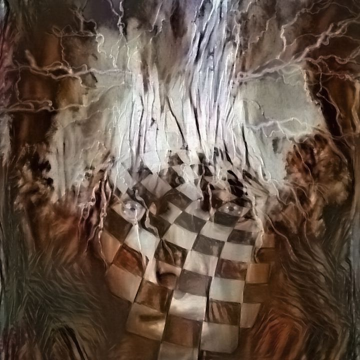 Chess face - rolffimages