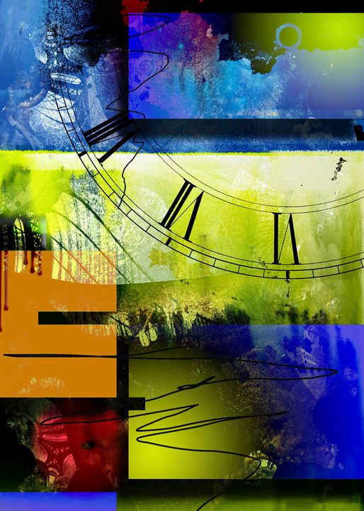 Abstract time - rolffimages