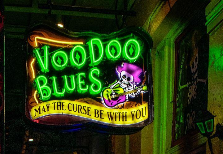 Voodoo Blues - Dreams by Adelene