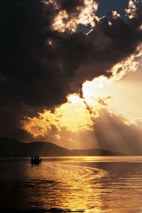 Salamis Island. Greece - Krzysztof Bozalek.