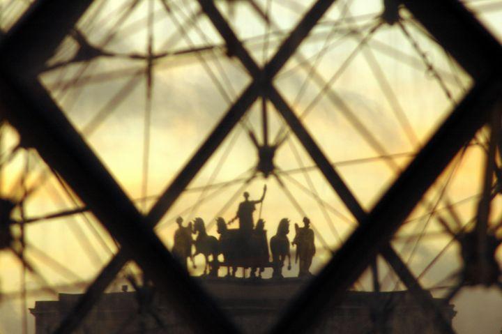 Louvre. - Krzysztof Bozalek.