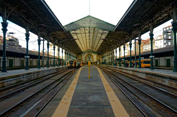 Porto Train Station. - Krzysztof Bozalek.