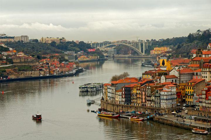 Porto. - Krzysztof Bozalek.