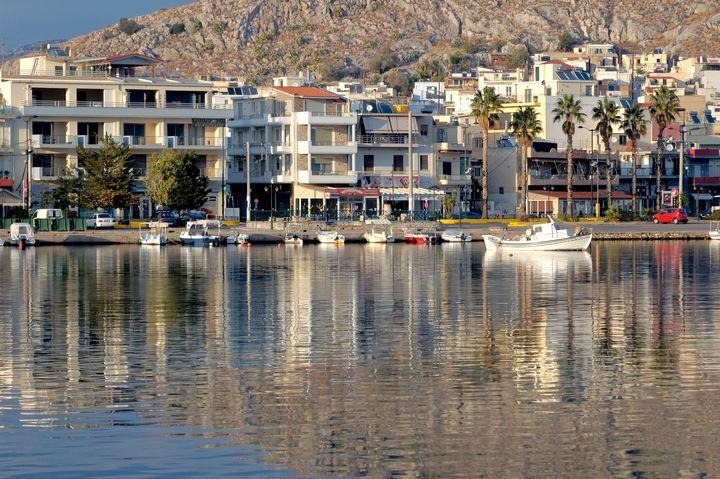 Salamis island. Greece. - Krzysztof Bozalek.