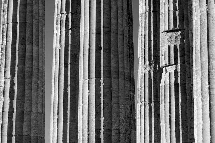 Parthenon. Athens. Greece. - Krzysztof Bozalek.